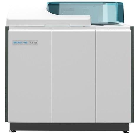 Analisador Bioquímica totalmente automático AS-600